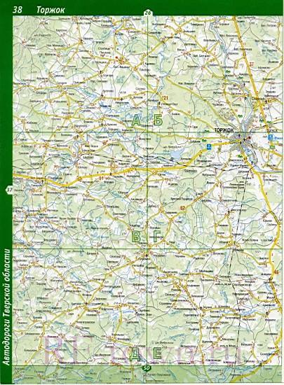 Топографические Карты Лосево