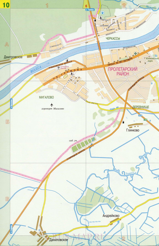 Карта улиц Твери. Большая крупномасштабная карта города ...: http://tver-maps.ru/map1515911_1_0.htm